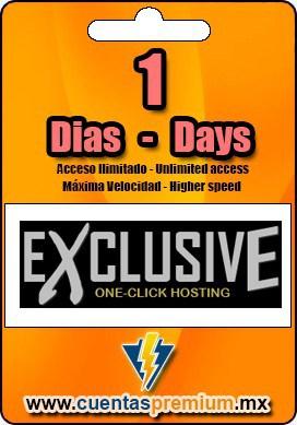 Cuenta Premium de ExclusiveLoader de 1 Dias