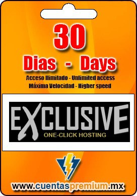 Cuenta Premium de ExclusiveLoader de 30 Dias