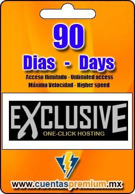 Cuenta Premium de ExclusiveLoader de 90 Dias