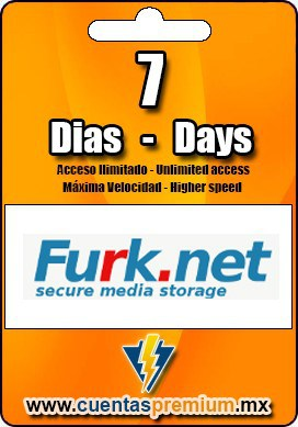 Cuenta Premium de Furk-Net de 7 Dias