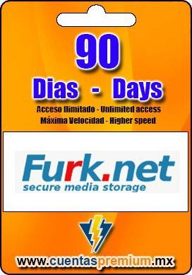 Cuenta Premium de Furk-Net de 90 Dias