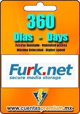 Cuenta Premium de Furk-Net de 360 Dias