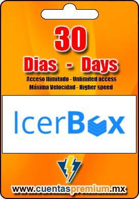 Cuenta Premium de IcerBox de 30 Dias