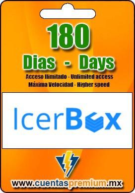 Cuenta Premium de IcerBox de 180 Dias