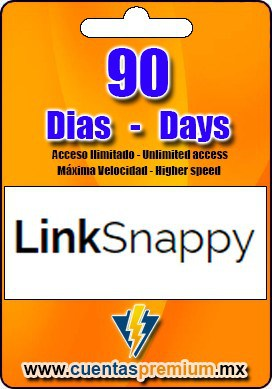 Cuenta Premium de LinkSnappy de 90 Dias