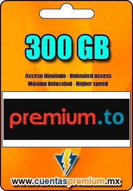 Cuenta Premium de premium-to de 300 GB