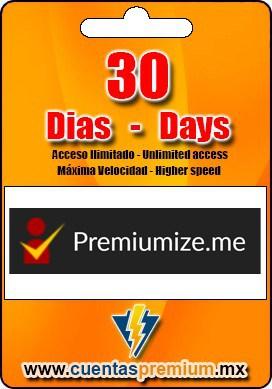 Cuenta Premium de Premiumize de 30 Dias