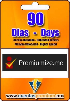 Cuenta Premium de Premiumize de 90 Dias