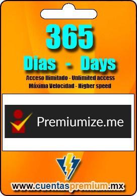Cuenta Premium de Premiumize de 365 Dias