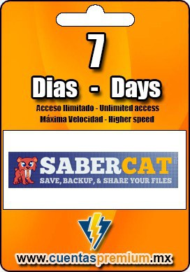 Cuenta Premium de SaberCatHost de 7 Dias