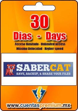 Cuenta Premium de SaberCatHost de 30 Dias