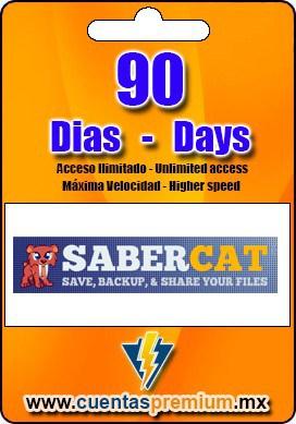 Cuenta Premium de SaberCatHost de 90 Dias