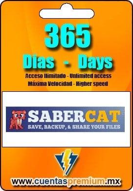 Cuenta Premium de SaberCatHost de 365 Dias