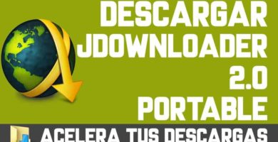 Descargar Jdownloader 2 portable