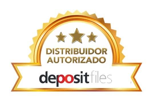 DepositFiles Distribuidor Autorizado