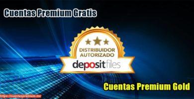 Cuentas Premium DepositFiles