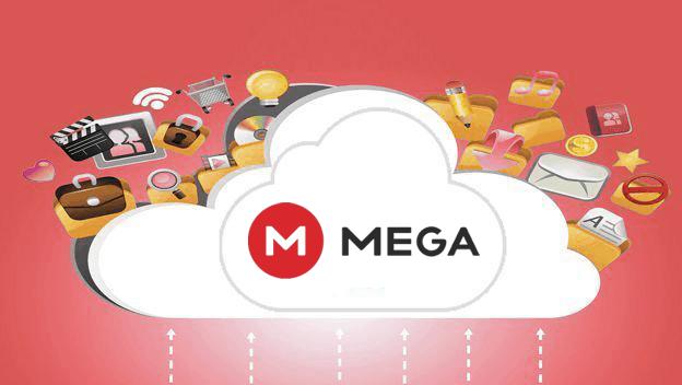 Nube de Mega