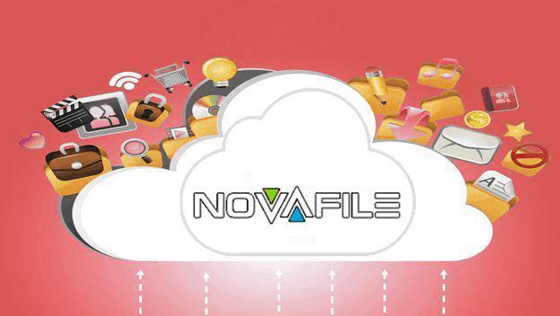 Nube de Novafile