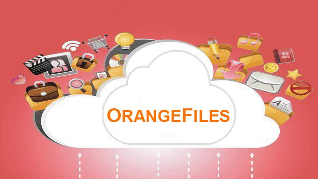 Nube de Orangefiles