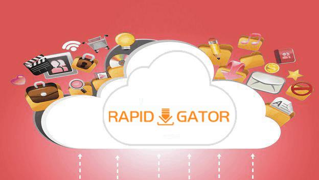 Nube de Rapidgator