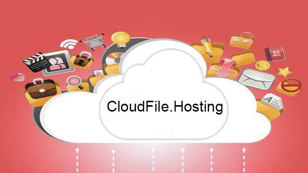 CloudFile Hosting La Nube